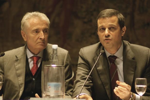 Gianguido Guidotti, Livio Podrecca